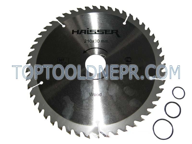 Пильный диск HAISSER 210х30х50зубов