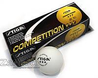 Мячики для настольного тенниса Stiga (NT0010) 3шт