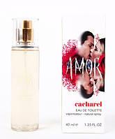 Женская туалетная вода Cacharel Amor Amor Tester 40 ml (соблазнительный фруктово-цветочный аромат) DIZ /00-03