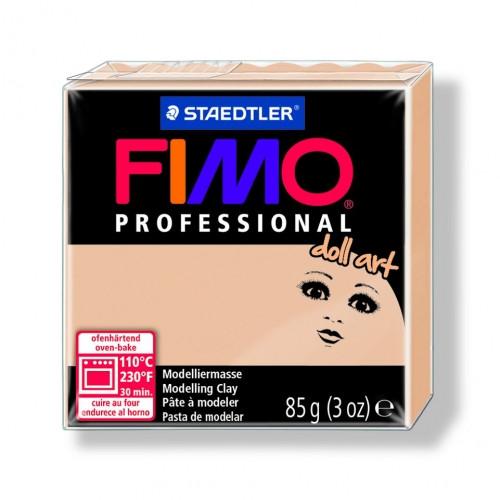 Полимерная глина FIMO ArtDoll Фимо Арт Долл  85 г, песочный 45, Sand