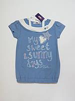 Детская футболка для девочек Zeplin 122р