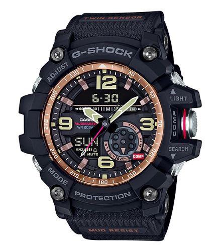 Мужские часы Casio GG-1000RG-1AER