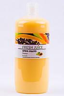 """Жидкое мыло запаска """" Fresh Juice """" Папая, 1000 мл,"""