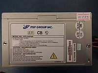 Блок питания FSP ATX-350PNR 350W 120FAN