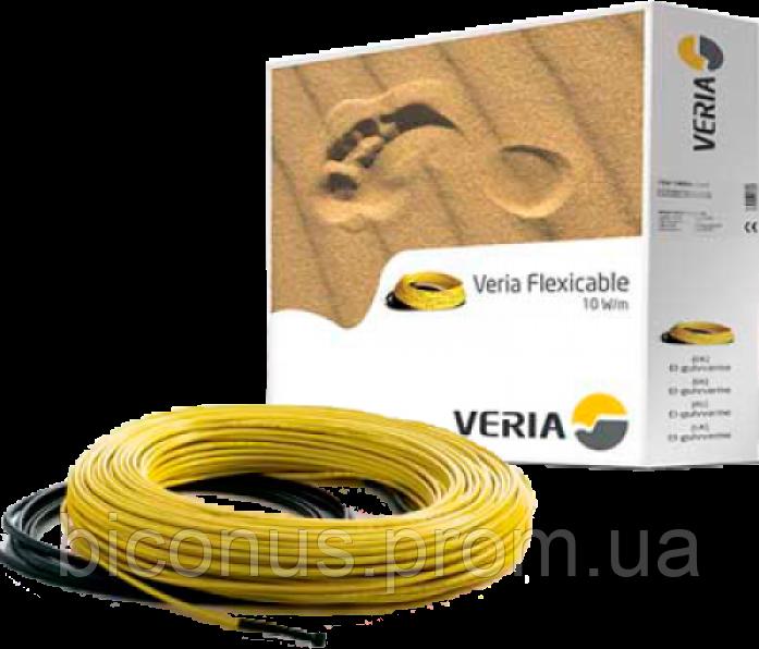 Нагревательный кабель Veria Flexicable 20 (80м) 1620Вт