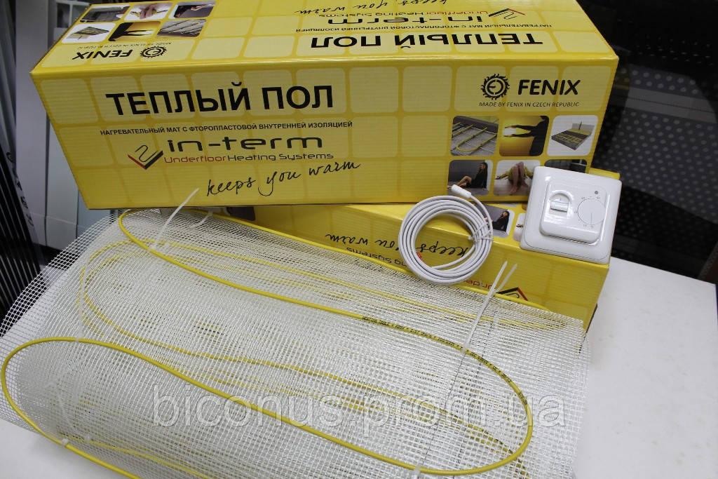 Нагревательный мат Veria Quickmat 150 (10м²) (1500Вт)
