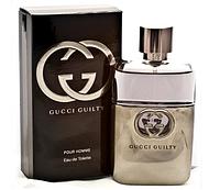 Мужская туалетная вода Gucci Guilty Pour Homme (провокационный, опасный аромат)  AAT