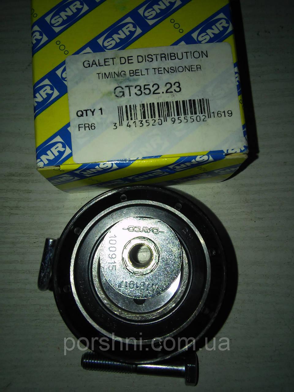 Ролик ремня  ГРМ Ford  Fiesta  1.25 - 1.6 2004 -- Focus 1.4 - 1.6  2004 --  SNR   GT352.23