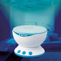 Проектор / акустическая система «Релаксирующий Океан»