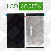 Модуль для планшета 7 Lenovo Tab 3-730X Tab 3 730X 730M 730F, дисплей + тачскрин, WWW.LCDSHOP.NET , #1
