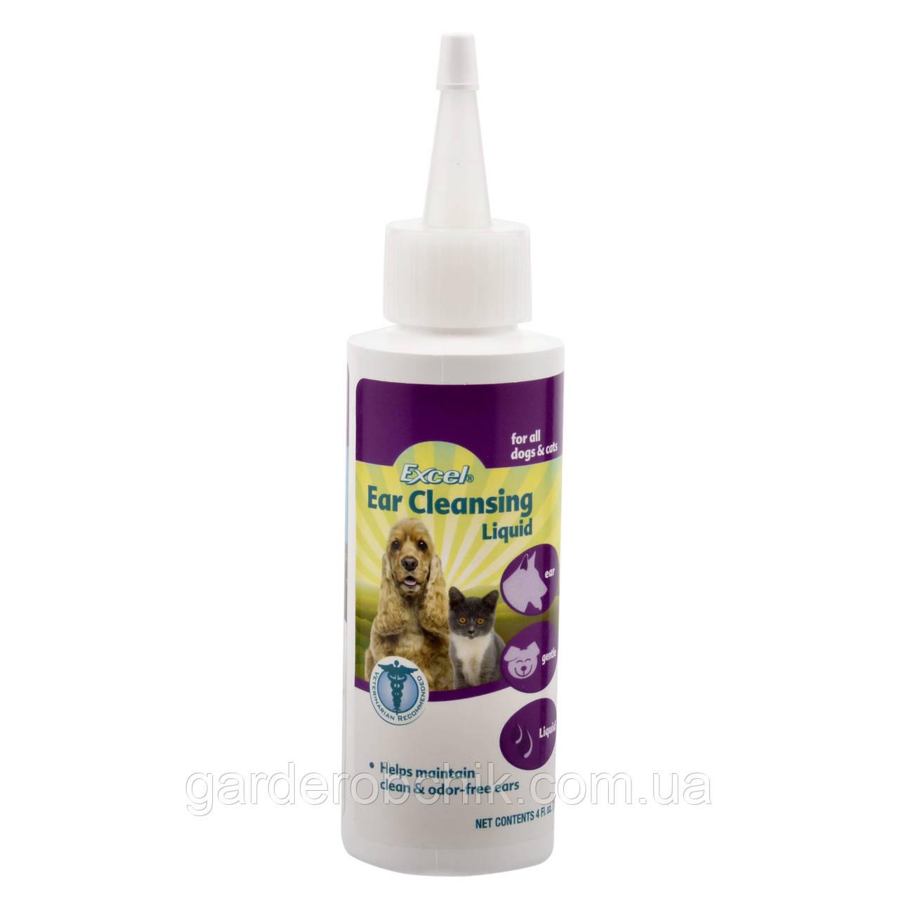 Лосьон гигиенический для ушей, для собак и кошек.