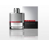 Мужская туалетная вода Prada Luna Rossa - парфюм воплощает в себе силу и свежесть  AAT