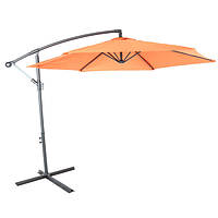 Зонт садовый с подвесным куполом