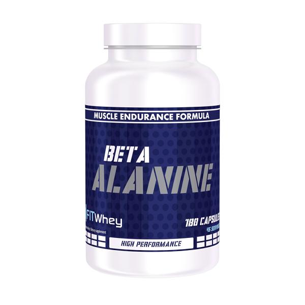 Fit Whey Beta Alanine 180 caps