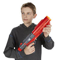 Бластер НЕРФ NERF Star Wars Rogue One Imperial Death Trooper Deluxe Blaster - Red