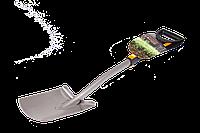 Телескопическая лопата с закругленным лезвием
