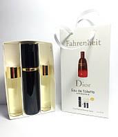 Christian Dior Fahrenheit Absolute мини парфюмерия в подарочной упаковке 3х15ml DIZ