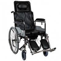 Многофункциональная коляска с туалетом OSD-MOD-2-45 ( Италия)