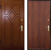 Входные металические двери Престиж №1