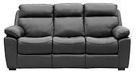 Раскладной кожаный диван Alabama, раскладной диван, мягкий диван, мебель из кожи, диван