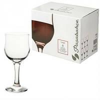 Бокали Туліп вино 6шт 240гр 44163