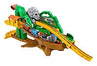 "Железная дорога ""Приключения в джунглях"" Томас  Fisher-Price Thomas & Friends Take-n-Play Jungle Quest"