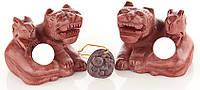 Год Дракона - талисман тигр и кролик