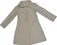 Пальто Мария детское для девочки