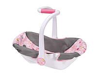 Кресло люлька переноска для куклы Беби Борн Baby Born Комфортное путешествие Zapf Creation 822265, фото 1
