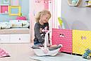 Кресло люлька переноска для куклы Беби Борн Baby Born Комфортное путешествие Zapf Creation 822265, фото 4