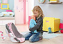 Кресло люлька переноска для куклы Беби Борн Baby Born Комфортное путешествие Zapf Creation 822265, фото 6