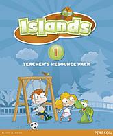 Islands 1 Teacher's Pack (Teacher's Resource Pack)
