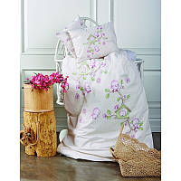 Постельное белье для младенцев Karaca Home - Minik Kus ранфорс