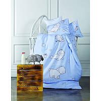 Постельное белье для младенцев Karaca Home - Pretty ранфорс