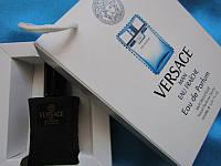 Парфюмированая туалетная вода Versace Man eau Fraiche (Версаче Мен Фреш) в подарочной упаковке 50мл