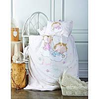 Постельное белье для младенцев Karaca Home - Uykucu ранфорс