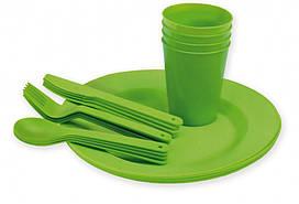 Набор туристической посуды Rockland для 4 человек