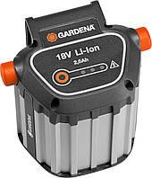 Сменная аккумуляторная батарея Gardena BLI-18 (18В, 2,6АЧ) (09839-20.000.00)
