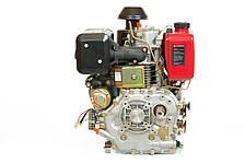 Дизельный двигатель Weima WM188 FBSE (12 л.с., 1800 об/мин, вал 30 мм, шпонка)