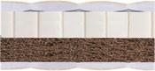 Детский матрас Банни латекс-кокос Матролюкс 60x120 см