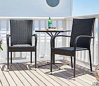 Комплект садовой мебели (2 кресла и столик)