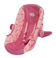 Кресло люлька переноска для куклы Baby Annabell Беби Анабель комфортное путешествие Zapf Creation