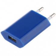 Адаптер питания Apple USB мощностью 5 Вт (разные цвета) Поштучно Синий