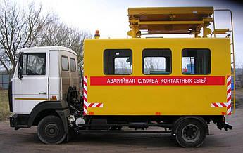 Оборудование навесное АТ-70М-041 на базе МАЗ, фото 2