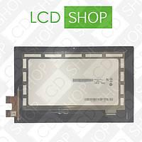 Модуль для планшета 10.1 Lenovo MiiX 2 10 (B101UAN01.7), черный, дисплей + тачскрин, WWW.LCDSHOP.NET , #8
