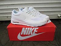 Женские Кроссовки Nike Air Max Thea White высококачественный полимер