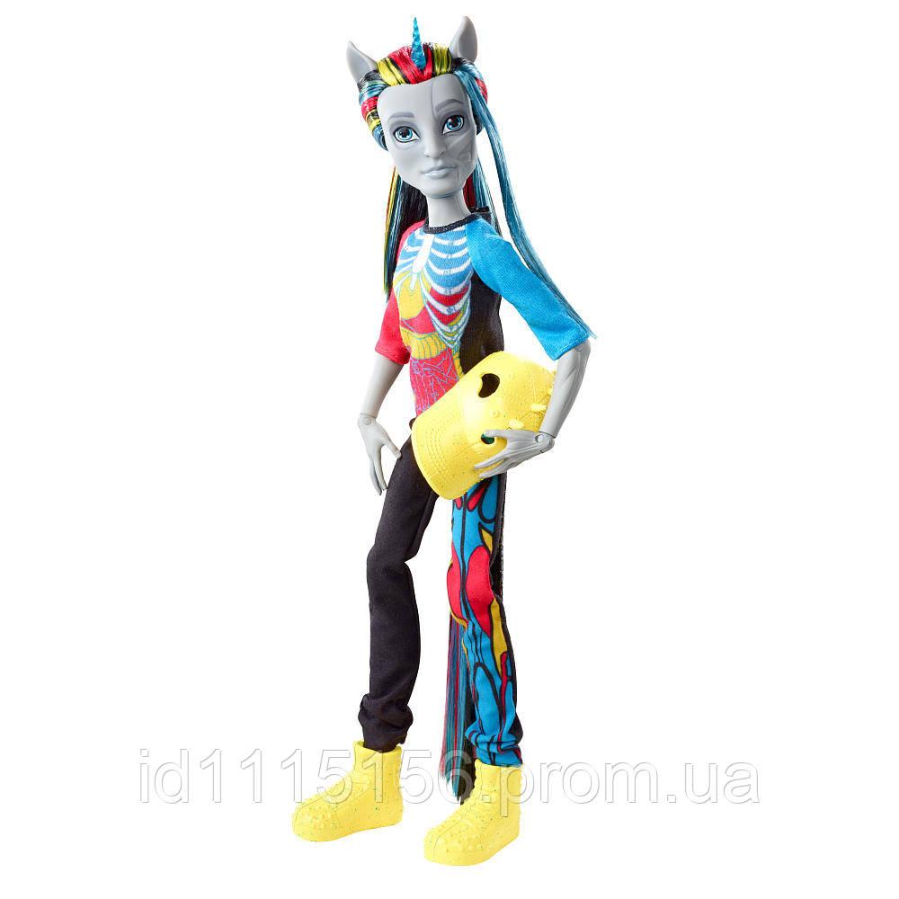Кукла Monster High Нейтан Рот Чумовое Слияние - Freaky Fusion Neighthan Rot  - Интернет-магазин «Мир подарков» в Днепре