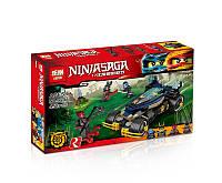 "Конструктор Lepin Ninjago 06046  ""Самурай VXL"" 458 дет.  Нинзяго."