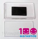 Заготовки для магнитов на холодильник. Размер 78х52 мм, под фото 70х45 мм, фото 4