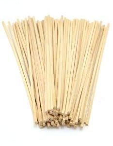 Палочки для сладкой ваты 6 мм 40 cм (1000ШТ)